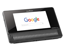 BrailleNote Touch 32 Plus braille notetaker / tablet